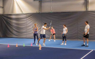 Otetaan syksy 2021 vastaan yhdessä tennismailat käsissä!